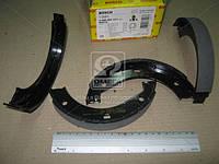 Колодка тормозной барабан. стоян. торм BMW 5(E28, E34) 7(E32,E38) (Производство Bosch) 0986487211, ACHZX