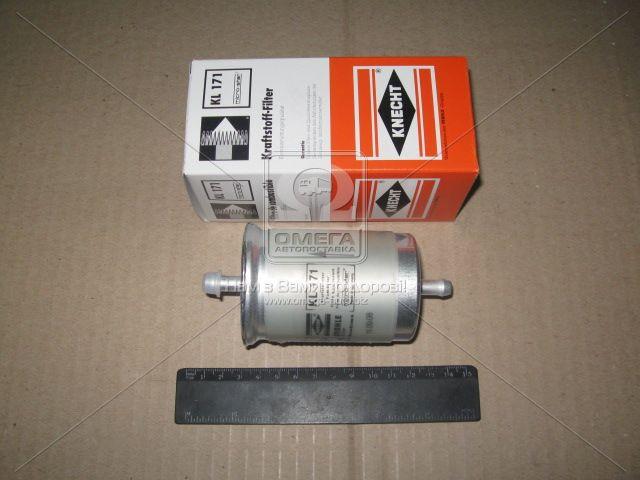 Фильтр топливный FORD, ISUZU, NISSAN (производство Knecht-Mahle) (арт. KL171), ACHZX