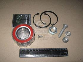 Подшипник ступицы VW GOLF II, JETTA II передний (на колесо) (Производство FAG) 713 6101 80, ADHZX