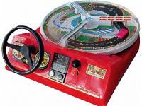 Игра настольная, развивающая  за рулЁм для детей от 5 лет: первичные навыки вождения, 3 скорости, руль