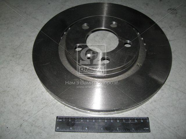 Диск тормозной AUDI/SEAT/SKODA/Volkswagen A3/LEON/OCTAVIA/BORA передн. вент. (производство ABS) (арт. 16881), ADHZX
