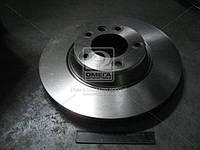 Диск тормозной AUDI Q7, Volkswagen TOUAREG передн., вент. (производство TRW) (арт. DF4760S), AGHZX