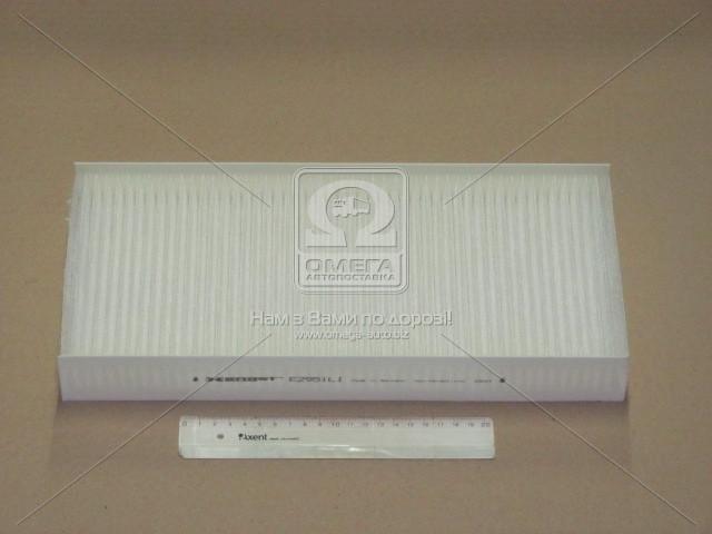Фильтр салона Citroen Jumpy, Fiat Scudo (производство Hengst) (арт. E2951LI), ABHZX