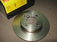 Диск тормозной AUDI 100 передн. (производство Bosch) (арт. 0 986 478 016), ADHZX
