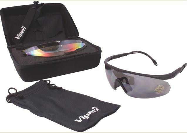 Тактические очки VIPER TACTICAL GLASSES.