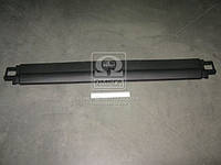 Спойлер бампера средняя часть RVI NEW PREMIUM (производство Covind) (арт. PRM1050000), AAHZX