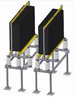 Резисторы защиты типа РЗ для сети 6-35 кВ