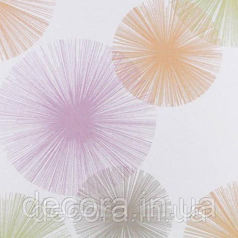 Рулонні штори Стандарт Salut 2 Pink 40см., фото 2
