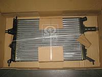 Радиатор охлаждения OPEL ASTRA G (98-) (производство Nissens) (арт. 63016), AFHZX