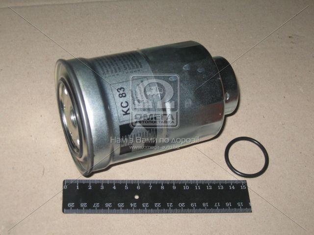 Фильтр топливный TOYOTA COROLLA (производство Knecht-Mahle) (арт. KC83D), ACHZX