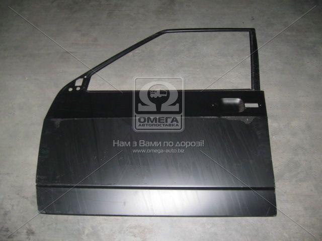Панель двери передней ВАЗ 2109 левая (производство НАЧАЛО) (арт. 2109-6101015), ACHZX