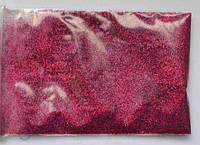 Зеркальная пыль (глиттер, втирка) для дизайна ногтей «Лиловый» №07 (3 грамма)
