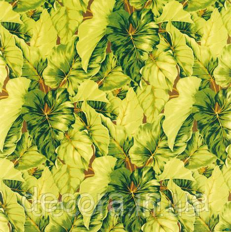 Рулонні штори Стандарт Leaves 40см., фото 2