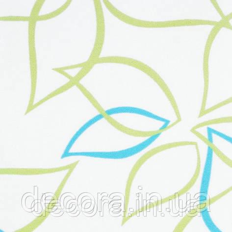 Рулонні штори Стандарт Abris 01 Green 40см., фото 2