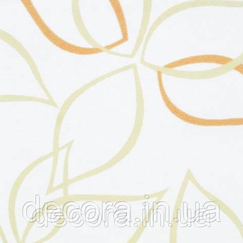 Рулонні штори Стандарт Abris 02 Yellow 40см., фото 2
