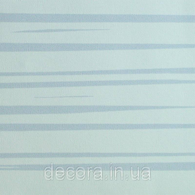 Рулонні штори Стандарт Aqua Breeze Blue 40см.
