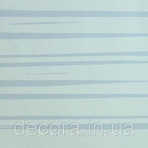 Рулонні штори Стандарт Aqua Breeze Blue 40см., фото 2