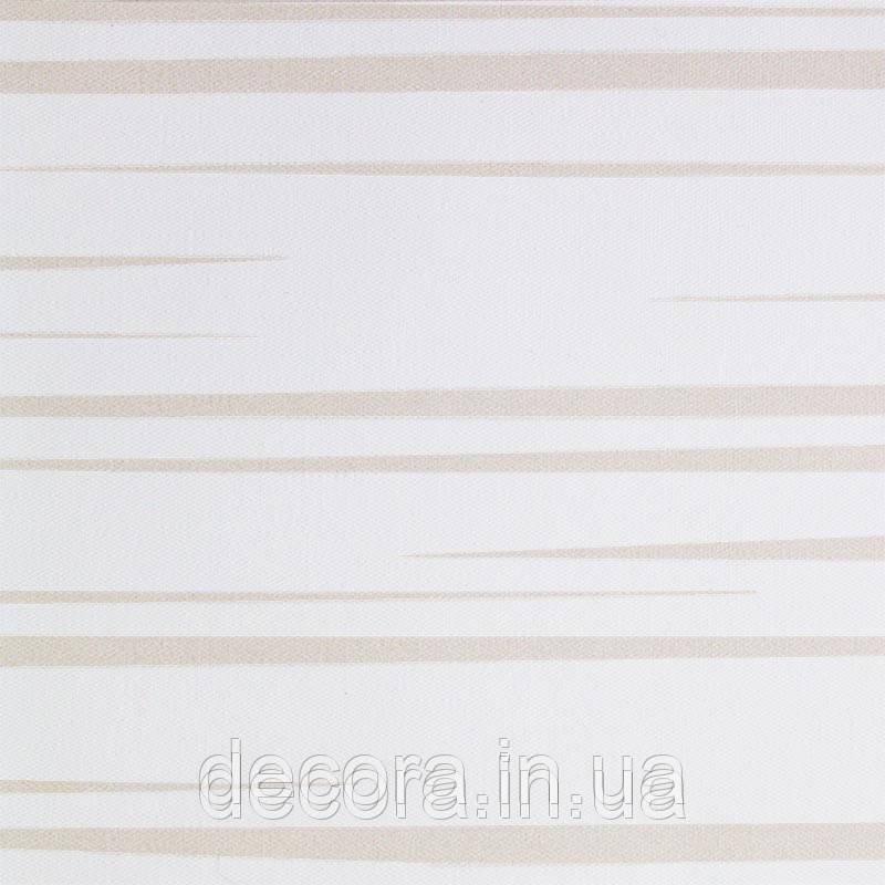 Рулонні штори Стандарт Aqua Breeze Beige 40см.