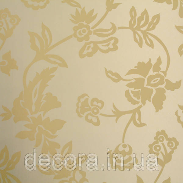 Рулонні штори Стандарт Gloss Cream 40см.