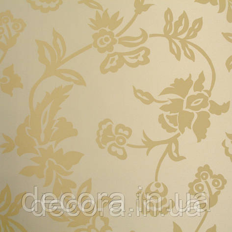 Рулонні штори Стандарт Gloss Cream 40см., фото 2