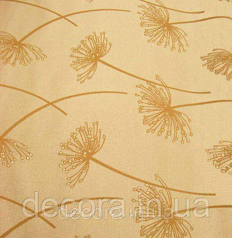 Рулонні штори Стандарт Lili Gold 40см., фото 2
