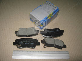 Колодка тормозной (Производство MK Kashiyama) D11210M, ACHZX