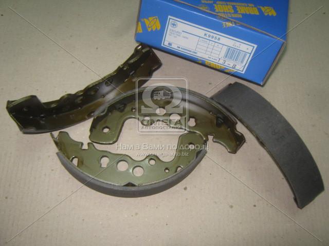Колодка тормознаябарабан. SUZUKI GRANDVITARA 98- REAR (производство MK Kashiyama) (арт. K9958), ADHZX