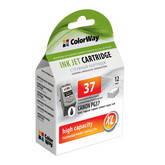 Картридж струйный ColorWay совместимый с Canon PG-37 (CW-CPG37)