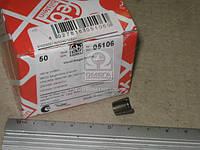 Сухарь клапана 7мм 1 канавка (Производство FEBI) 05106