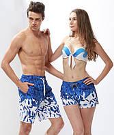 Модные пляжные шорты Gailang - №1161