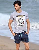 Короткие мужские шорты Gailang - №1163