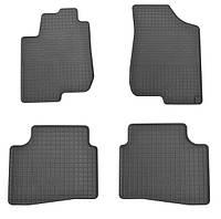 Kia Cerato 2010-2013 резиновые коврики Stingray Premium