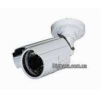 800TVL. ИК видеокамера влагозащищенная цветная LUX24CNH Код:39800494