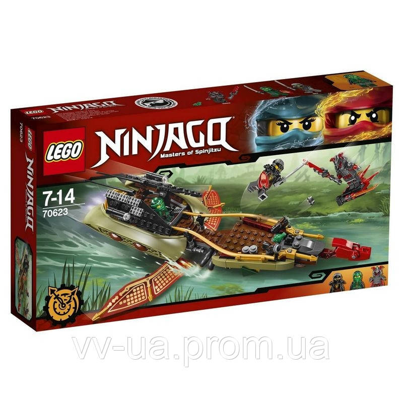 Конструктор LEGO Ninjago Тень судьбы 70623
