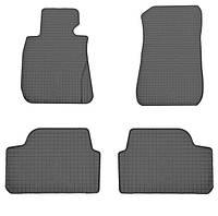 BMW E81 E82 E87 резиновые коврики Stingray Premium