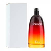 Мужской Парфюм Christian Dior Fahrenheit TESTER 100 ml Код:119692