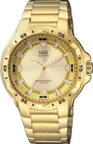 949530ae Наручные мужские часы Q&Q Q970J010Y оригинал: купить по низкой цене ...