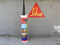 Sika® Fire Stop Marine - Несгораемый герметик на основе силикатов для защиты от огня, черный, 300 мл