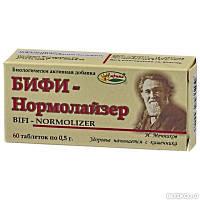 Бифи-Нормолайзер БАД, № 60 табл. х 0,5 г