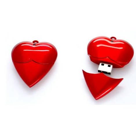 Красивая флешка Сердце