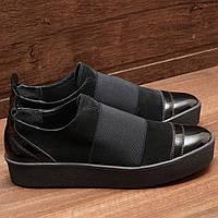 7033.1  (38; 39) Женские туфли-полуботинки