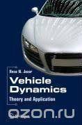 Reza N. Jazar Vehicle Dynamics: Theory and Application
