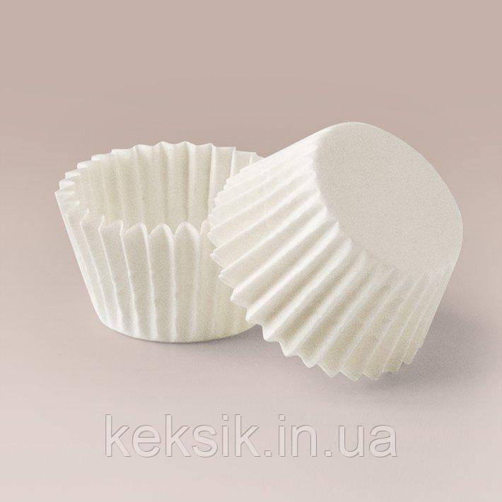 Тарталетки Белые для macarons 100шт - 30/30