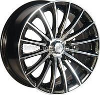 Литые диски Zorat Wheels ZW-393 BE-P 7.0x16/5x114.3 D67.1 ET40 (Dark Gun Gray Polish)