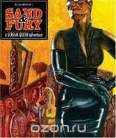 Ho Che Anderson Sand & Fury: A Scream Queen Adventure (Scream Queen Adventures)