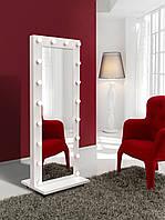 Зеркало для макияжа Art-com Белое