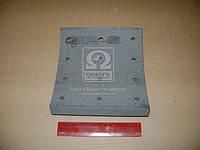 Накладка тормоз КАМАЗ ЕВРО сверленая (Производство Трибо) 6520-3501105, AAHZX