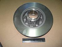 Диск тормозной NISSAN, OPEL, RENAULT, задней (Производство TRW) DF4273S, AGHZX
