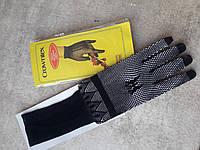 Рукавички жіночі гіпюрові( сіточка ) довгі 30-35 см. Чорні