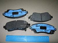 Колодка тормозная TOYOTA COROLLA 1.6I 16V 00.02- передн. (производство REMSA) (арт. 0716.02), ACHZX